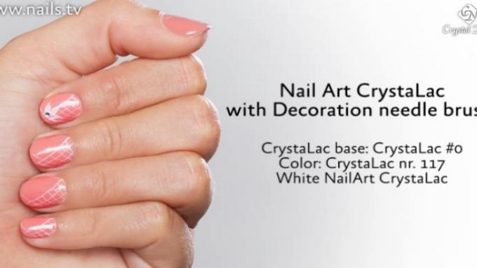 Basics - Nail Art CrystaLac