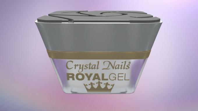 Royal gel by Crystal Nails